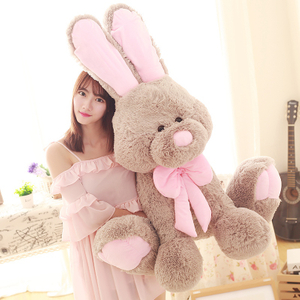 40/60/90 cm Soft Bunny Rabbit Plush Toy Placating Toys For Children or Easter